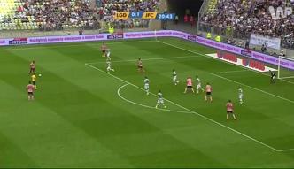 Lechia Gdańsk - Juventus. Skrót meczu