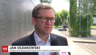 Jan Ołdakowski: w Godzinę