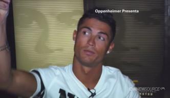 Ronaldo wściekły na dziennikarza. Przerwał wywiad i wyszedł ze studia