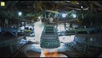 NASA testuje rakietowego giganta