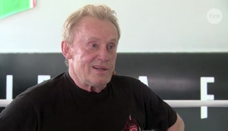 Olbrychski: powaliłem samobójcę w samolocie