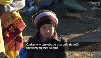Rośnie napięcie w węgierskim obozie dla uchodźców