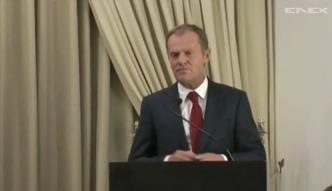 Tusk: przemytnicy i handlarze ludzmi to mordercy