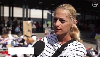 Córka Syryjczyka o pomocy dla uchodźców na Węgrzech
