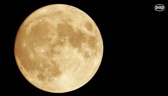 Całkowite zaćmienie Superksiężyca już w weekend