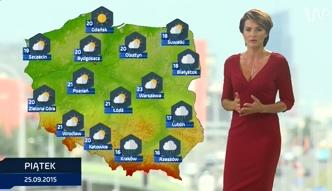 Prognoza pogody na 25 września