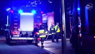 Ośmioletni chłopiec zginął w pożarze w Bielsku Podlaskim