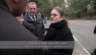 Pawłowicz błaga Kaczyńskiego: Proszę mnie zabrać, żeby ludzie widzieli, że jestem z panem prezesem!