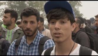 Tak uchodźcy tłumaczą decyzję o opuszczeniu kraju