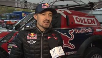 Adam Małysz: Wciąż szukam swojego stylu jazdy, stąd aż tyle zmian przed przyszłorocznym Dakarem