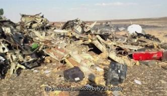 Tak wygląda miejsce katastrofy rosyjskiego samolotu