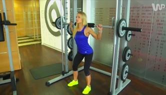 #dziejesienazywo: Takich mięśni pozazdrościć mógłby jej niejeden mężczyzna