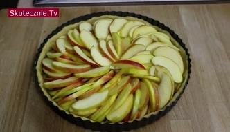 Lekka tarta z jabłkami bez masła [Skutecznie TV]