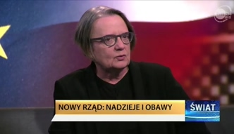 Agnieszka Holland o wygranej PiS-u: