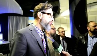 """Majewski: """"Nagi mężczyzna z brodą wygląda lepiej, niż nagi mężczyzna bez brody"""""""