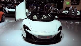 Motoryzacyjne nowości na targach w Dubaju