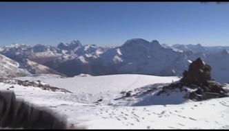 Elbrus znika w oczach. Rosjanie boją się konsekwencji