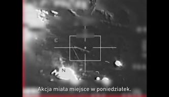 Tak Francuzi bombardują Syrię. Wojskowe wideo z akcji