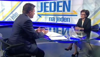 Rzecznik rządu Elżbieta Witek: Donald Tusk przed Trybunał Stanu za Smoleńsk