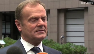 Donald Tusk: UE porozumiała się z Turcją ws. uchodźców