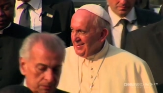 Papież Franciszek: chrześcijanie i muzułmanie są braćmi