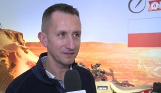Rajd Dakar: Paweł Stasiaczek walczy z czasem