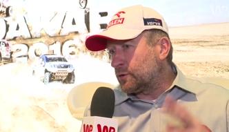 Sonik: w plebiscycie na sportowca roku jestem ambasadorem polskiego motorsportu