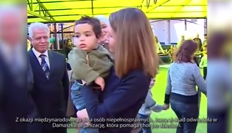 Żona syryjskiego dyktatora pokazała się publicznie