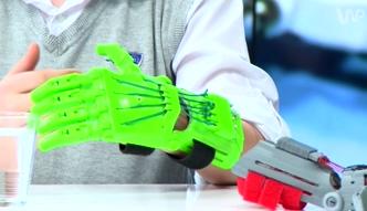 #dziejesienazywo: Ręka z drukarki 3D zmienia życie dzieci