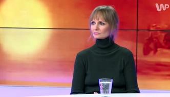#dziejesięnażywo: Kasia Stankiewicz komentuje zachowanie Roberta Jansona