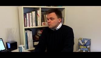 Szymon Hołownia o pracy w pogotowiu
