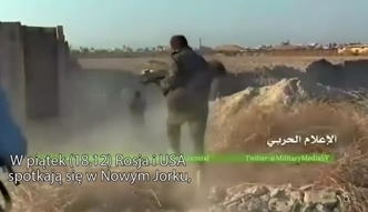 Wojna w Syrii trwa. W piątek rozmowy USA-Rosja
