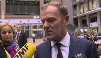 Donald Tusk o sytuacji w Polsce: dla mnie to szczególnie bolesne