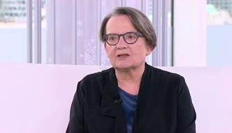 Agnieszka Holland: Pawłowicz to PiS-owski Żyrinowski