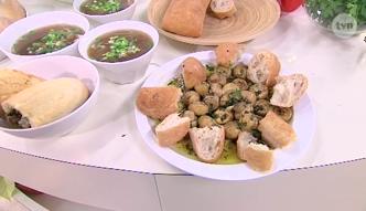 Zimowe dania z grzybami