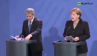 Merkel o atakach na kobiety w Kolonii