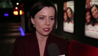 Agata Kulesza o roli w ''Moje córki krowy''