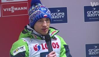 Kamil Stoch: to najpiękniejsze w polskich kibicach