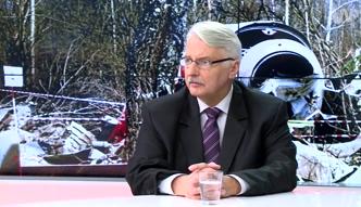 #dziejesienazywo: Waszczykowski: Polska jest zbyt duża, by grać z Rosją tak jak Orban