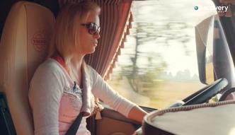 Jak wygląda życie kobiety za kierownicą tira?