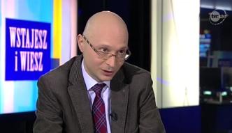 Eksperci analizują zachowanie Kajetana Poznańskiego