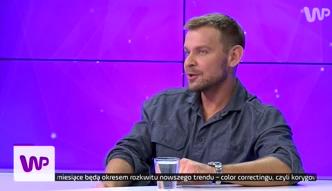 #dziejesienazywo: Dawid Woliński otworzył internetową kwiaciarnię