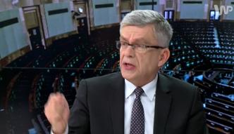 Karczewski: w niebieskiej teczce mieliśmy przygotowane ustawy