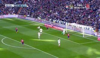 Zobacz skrót meczu Real Madryt - Atletico Madryt 0:1 [ZDJĘCIA ELEVEN]