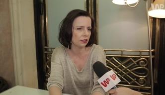''Niewinne'': Agata Kulesza o przygotowaniu do roli