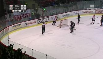 PHL, finał, 1. mecz: Comarch Cracovia ? GKS Tychy (skrót)
