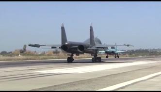Rosja kontynuuje naloty bombowe wokół Palmiry