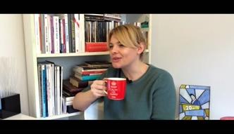 Ania Dąbrowska: Nie mam pani do sprzątanie