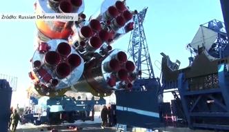 Udany start rosyjskiej rakiety z satelitą rozpoznawczym