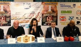 Zapowiedź gali Boxing Night 12 w Częstochowie